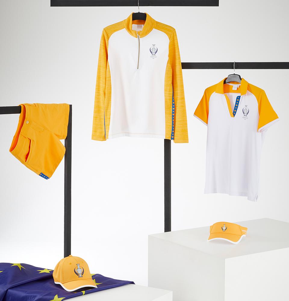 PING 2021 European SC Team Sunday Outfit - Die Solheim Cup Kollektion – So sieht sie aus!