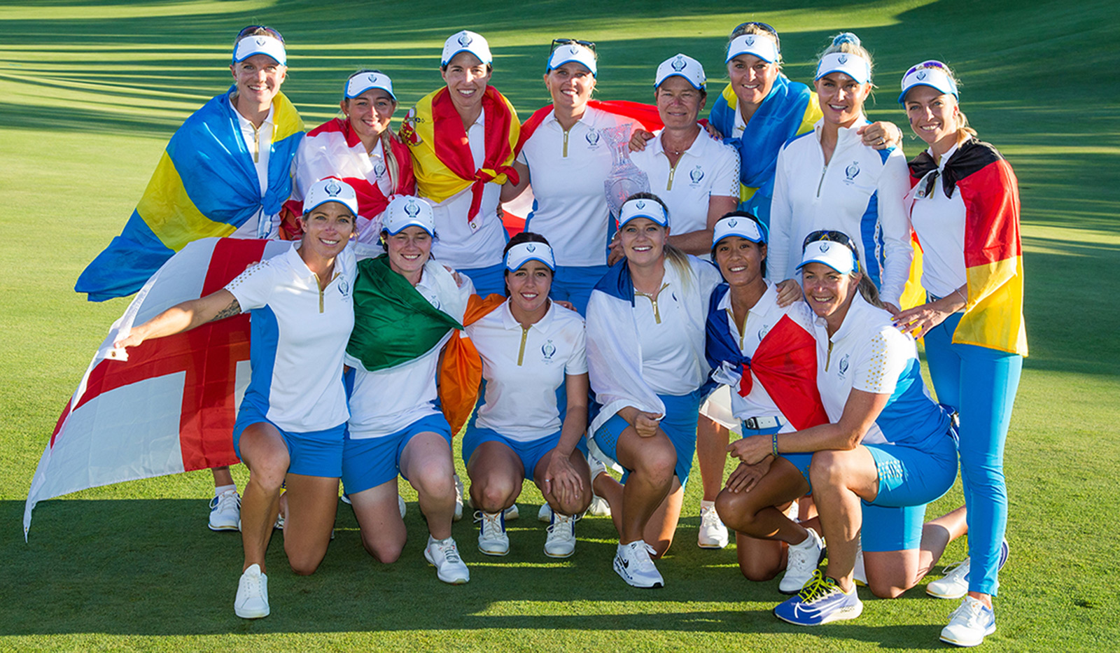 Solheim Cup 2021 Team Europe - And the winner of the solheim cup 2021 is ...