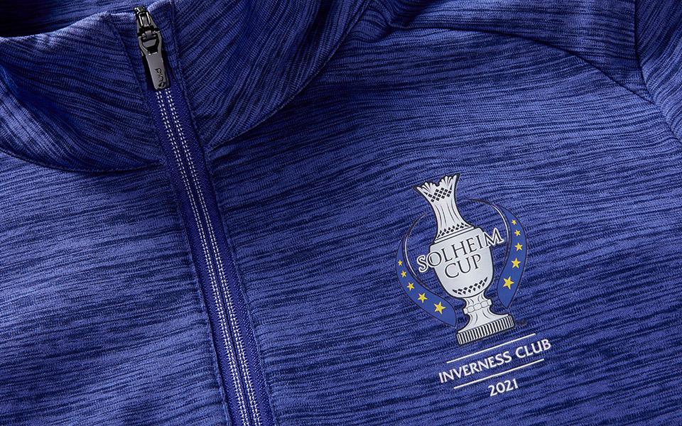 Team Europe Fleece - Die Solheim Cup Kollektion – So sieht sie aus!