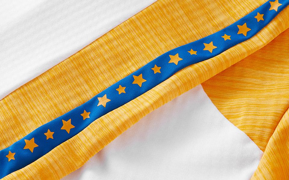 Team Europe Fleece gelb - Die Solheim Cup Kollektion – So sieht sie aus!
