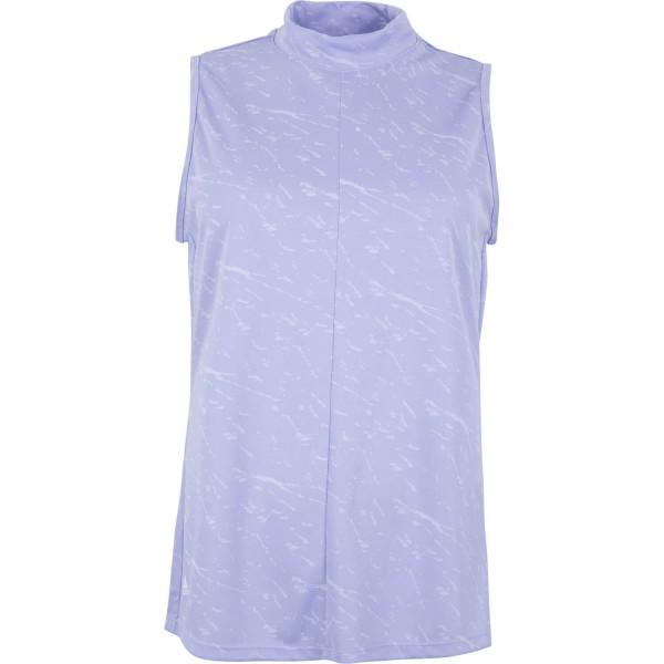 adidas Polo Primeblue ärmellos violett