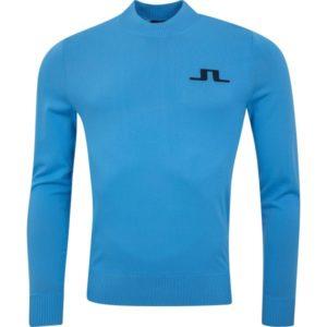 J. LINDEBERG Pullover Gus blau