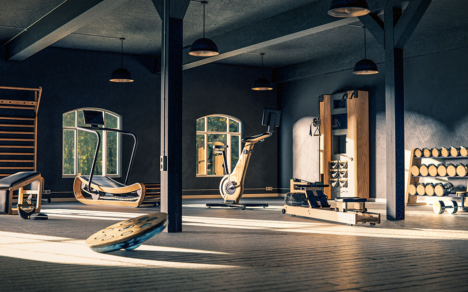 monarck fitnessraum2 - MONARCK Fitness