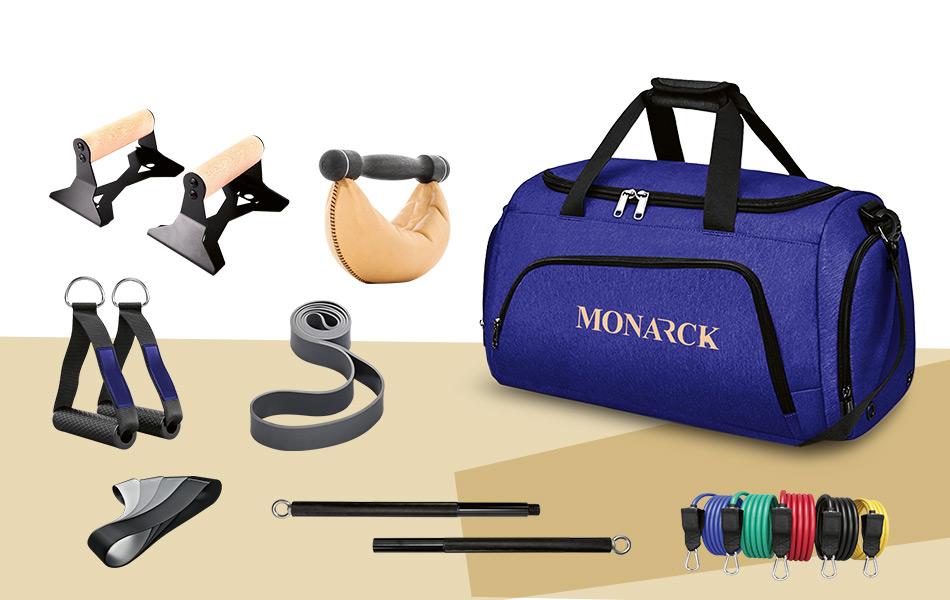 monarck fitnesstasche - MONARCK Fitness