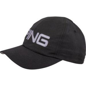 Ping Cap Lite Classic schwarz