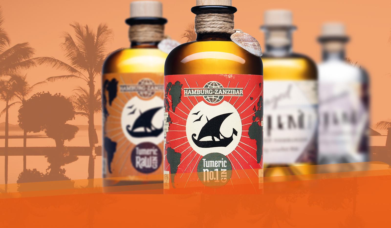 zanzibar gin - Exotisch wie Zanzibar – Zanzibar Gin